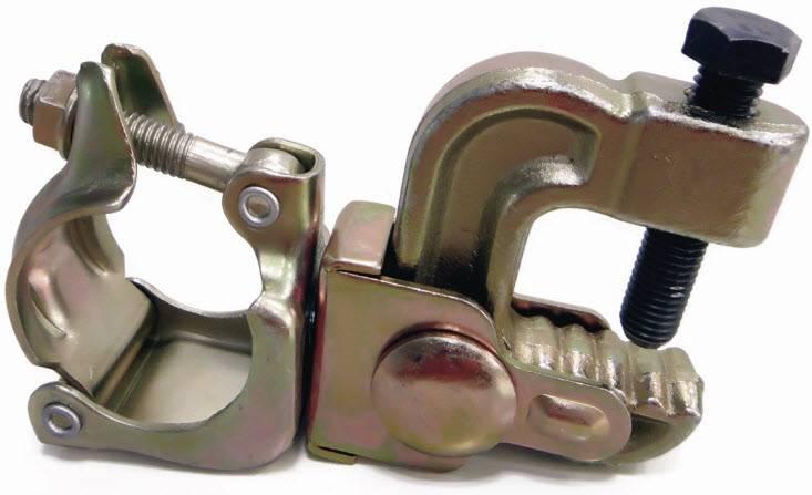 Alligator clip