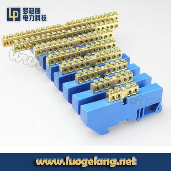 High Quality Best Price Brass Screw Terminal Block