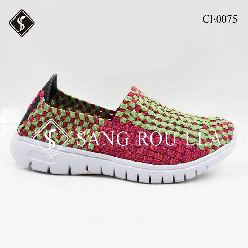 Weave Shoes, Sport Shoes, Walking Shoes, Leisure Shoes