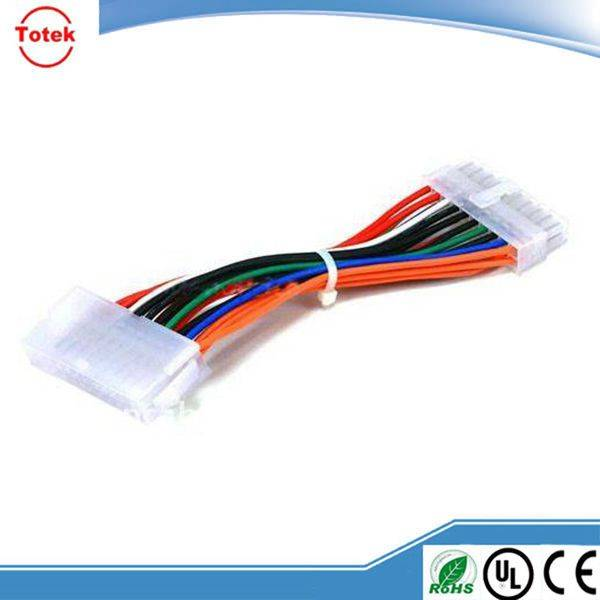 Electric wire harness and cable assembly