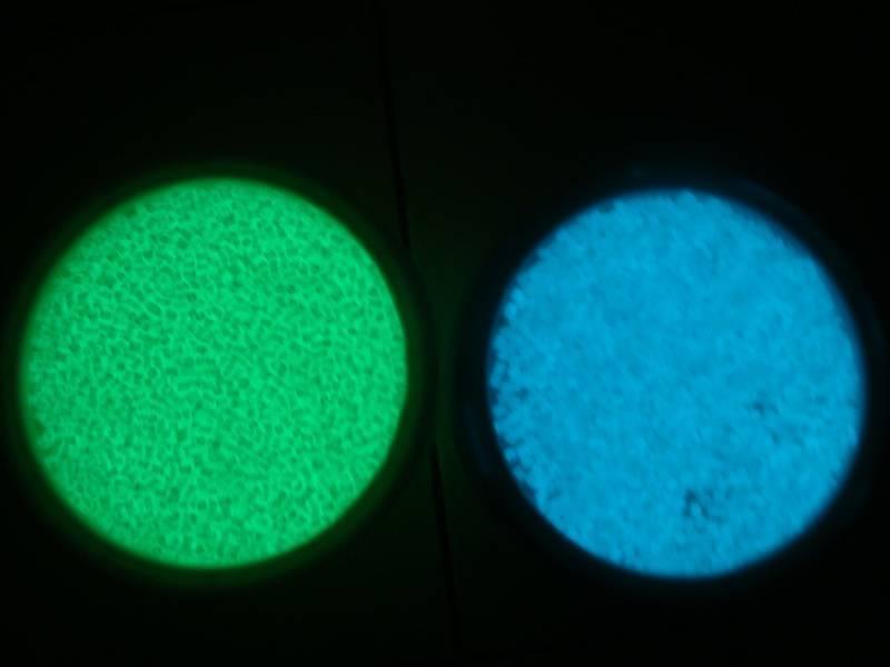 photoluminescent masterbatch/glow in dark masterbatch