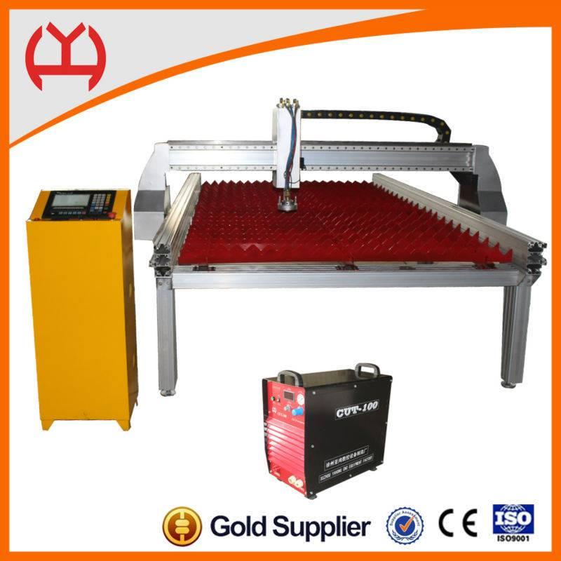 Fast color cnc oxyfuel plasma cutter machine