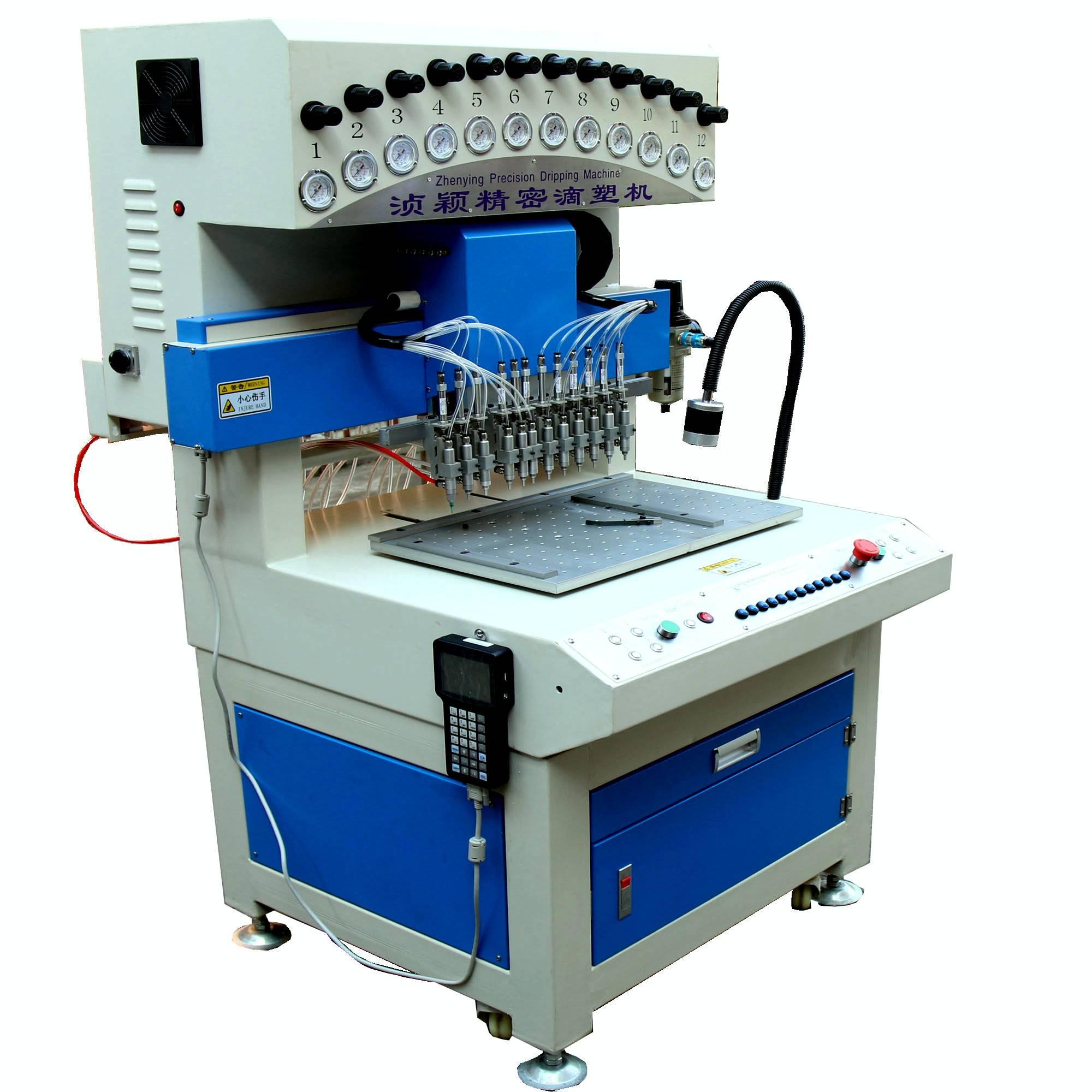 anti-slip patch automatic Dripping Machine