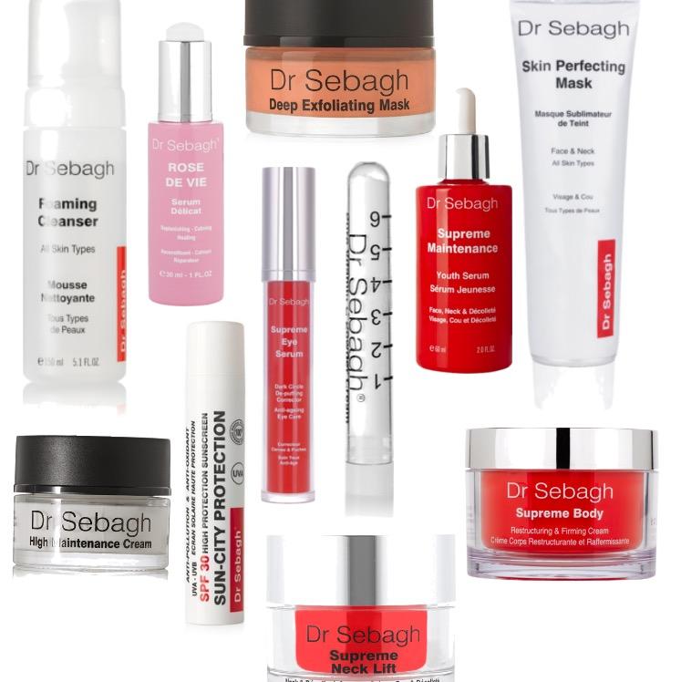 Dr Sebagh Skincare, Egyptian Magic Skincare, Edible Beauty Skincare