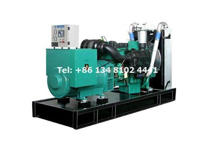 500 KW/625 KVA Volvo Diesel Generator