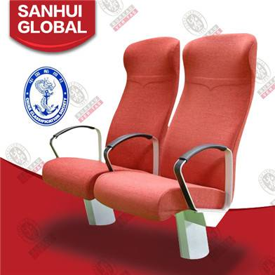 Passenger boat seating