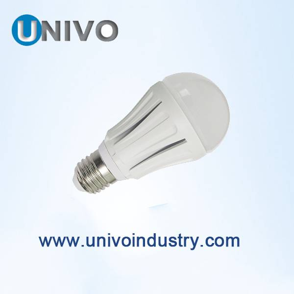 Hight Power 9W SMD aluminum LED BULB univo lighting