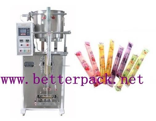 ice pop jelly strip liquid soft tube filling sealing machine