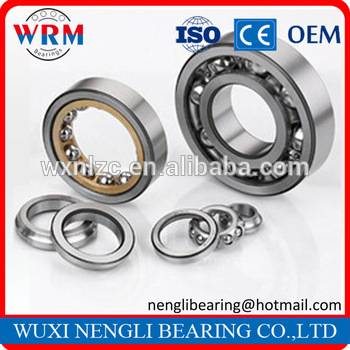 Low Vibration High Quality Deep Groove Ball Bearing 6001