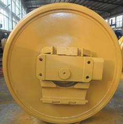 John Deere 750C idler for bulldozer undercarriage