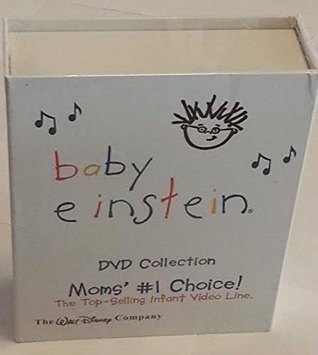 Baby Einstein DVD Collection 26DVD Baby Early education Early Learning