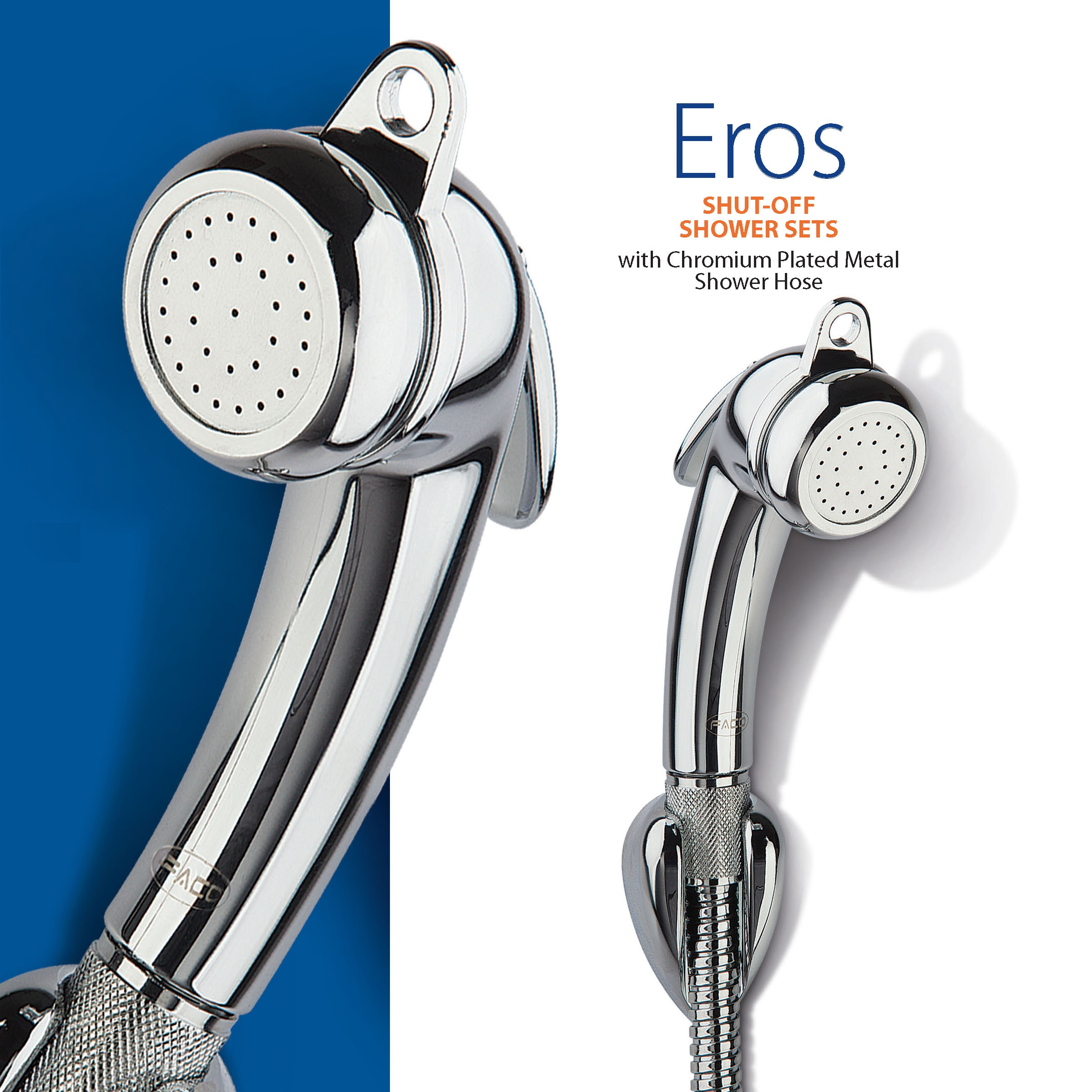 EROS Shut-Off Shower Set