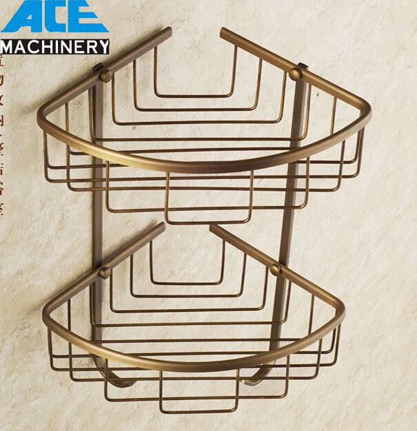 Stainless Steel Bathroom Triangle Rack