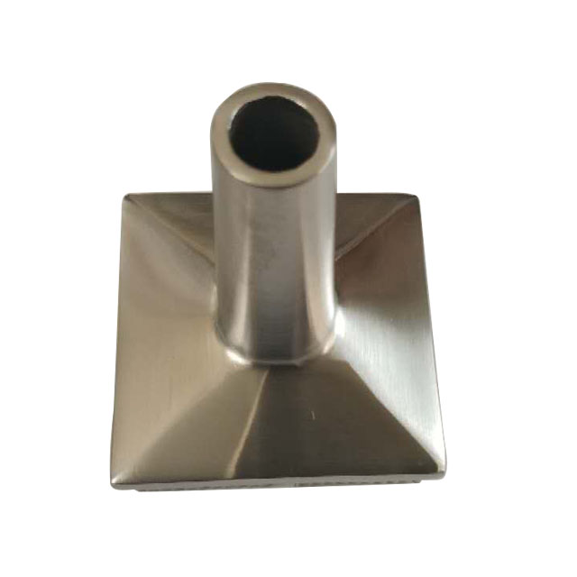 OEM investment casting stainless steel pipe support building hardware