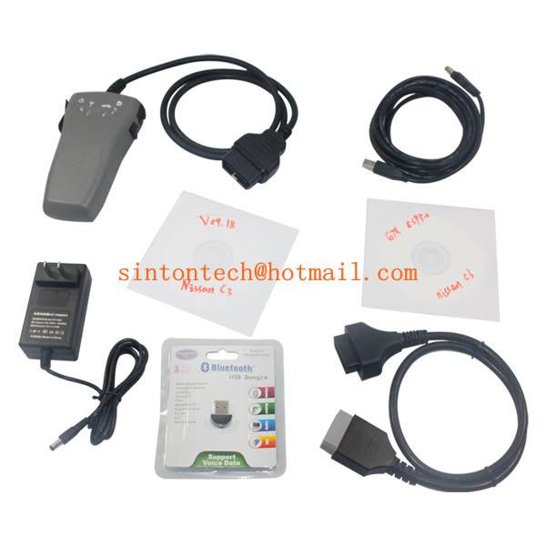 Nissan Consult 3 III software Bluetooth Professional Diagnostic Tool