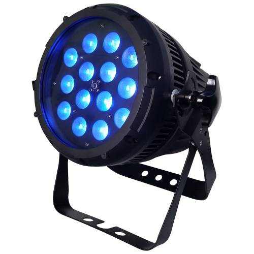 14*15w RGBWAUV 6in1 LED par zoom Light