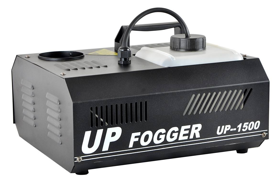 TV performance 1500W up Fogger/Smoke Machine with longtime-high fog