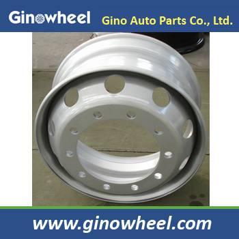 steel truck wheel 22.5x8.25 22.5x9.0