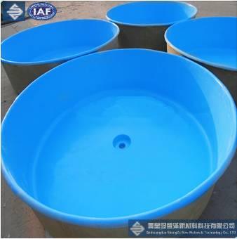 Direct factory supply light weight durable fiberglass fish tank
