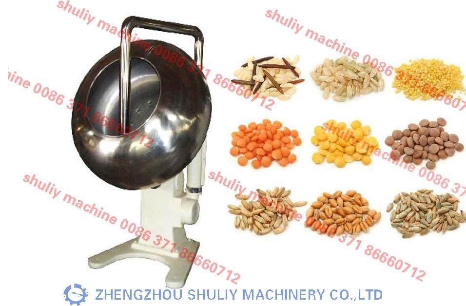 high quality Peanut Coating machine 0086-15238616350