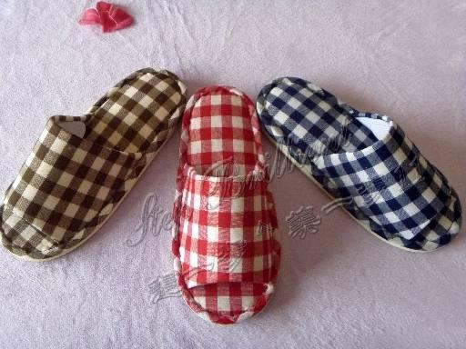 Men's indoor slipper house shoes 34