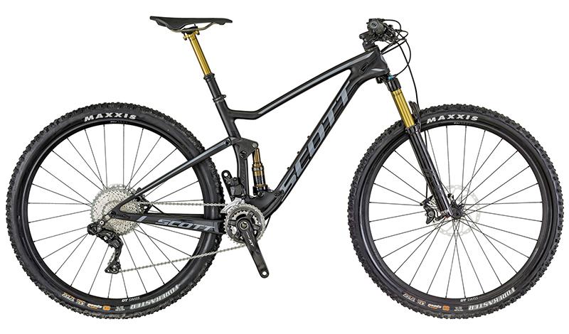 2018 Scott Spark 900 Premium Mountain Bike