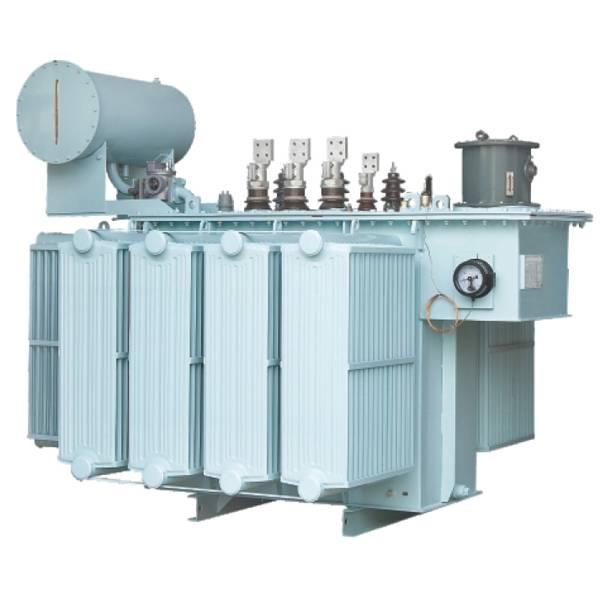 Oil Immersed Power Distribution Transformer 24kV to 400V