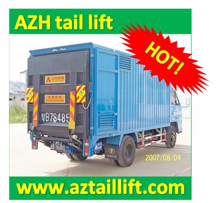 AZH 1000 kg lift gate