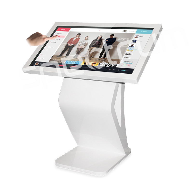 42 inch desk top PC all in one touch kiosk