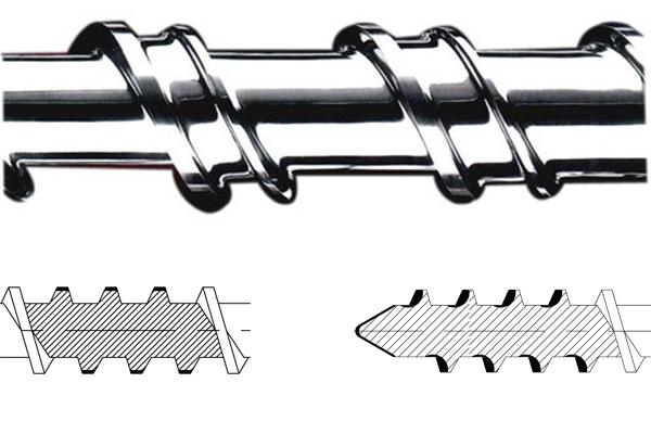 Borche BT320 Injection screw barrel