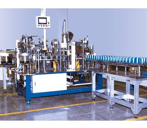 LED Bulb Automatic Assembly Production Line