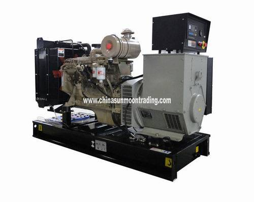24kw Cummins diesel generator set, 4B3,9-G2