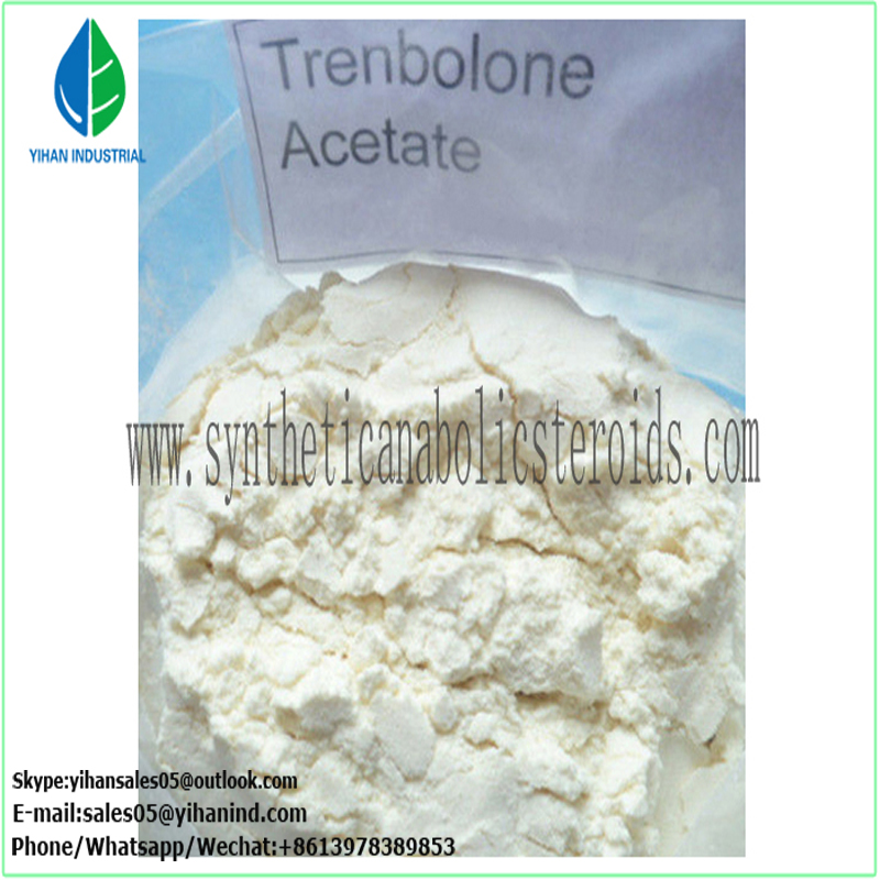 Anabolic Steroids Trenbolone Acetate Powder for Bulking-up paypal Le