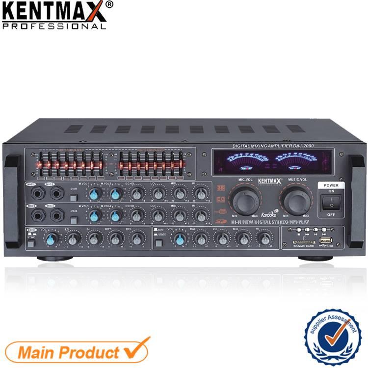 Factory High Performance Professional Power 2.0 50 Watt Amplifier