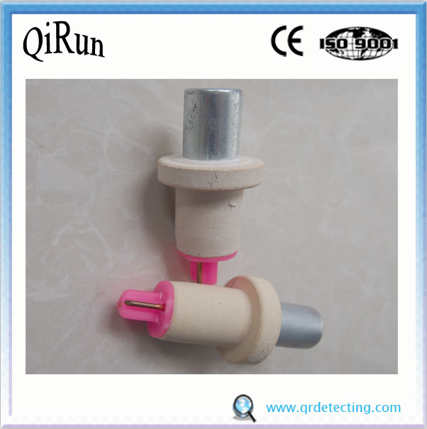 Dip Type B R S Immersion Thermocouple for Molten Metal