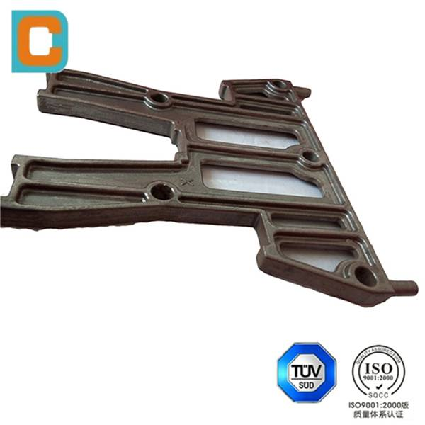 Alloy Steel Casting parts with ISO9001: 2008
