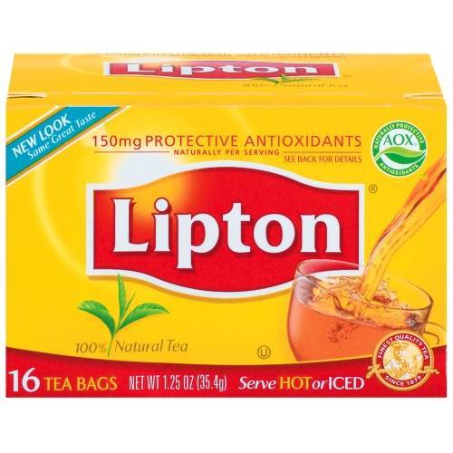 Lipton Tea - All models