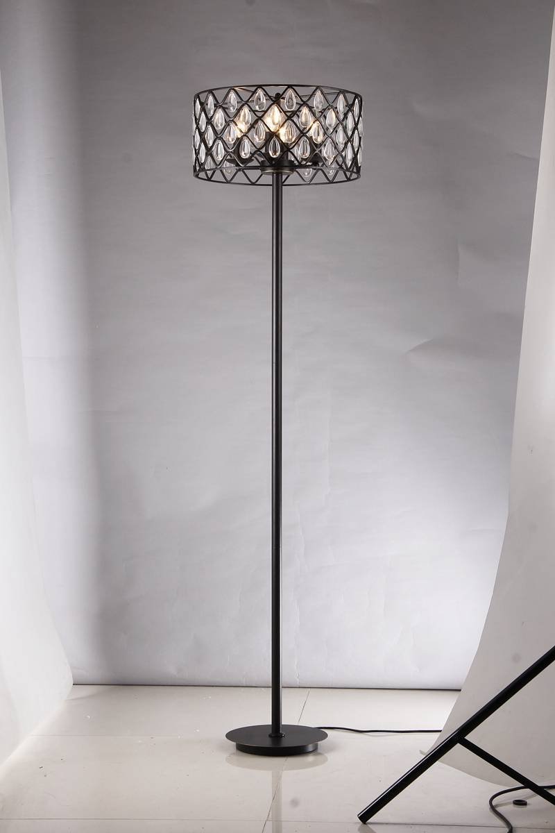 candle light floor lamp F18034