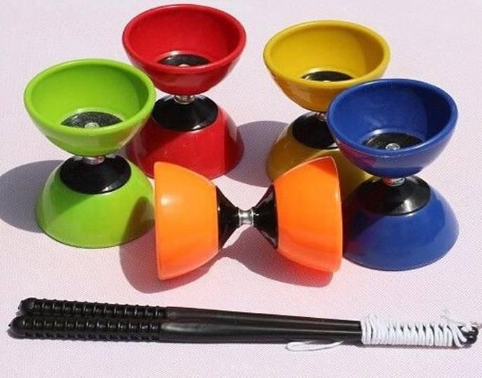 Outdoor Toys Plastic Diabolo