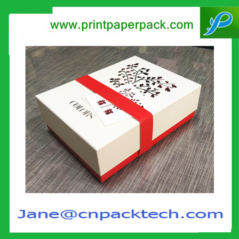 Hot Sale Foldable Box Book Boxes Paper Packaging Gift Box