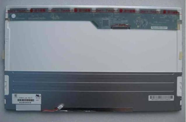 Original NEW A+ 18.4'' 2 CCFL glossy laptop LCD Panel N184H4-L02 LTN184HT03 LTN184HT01
