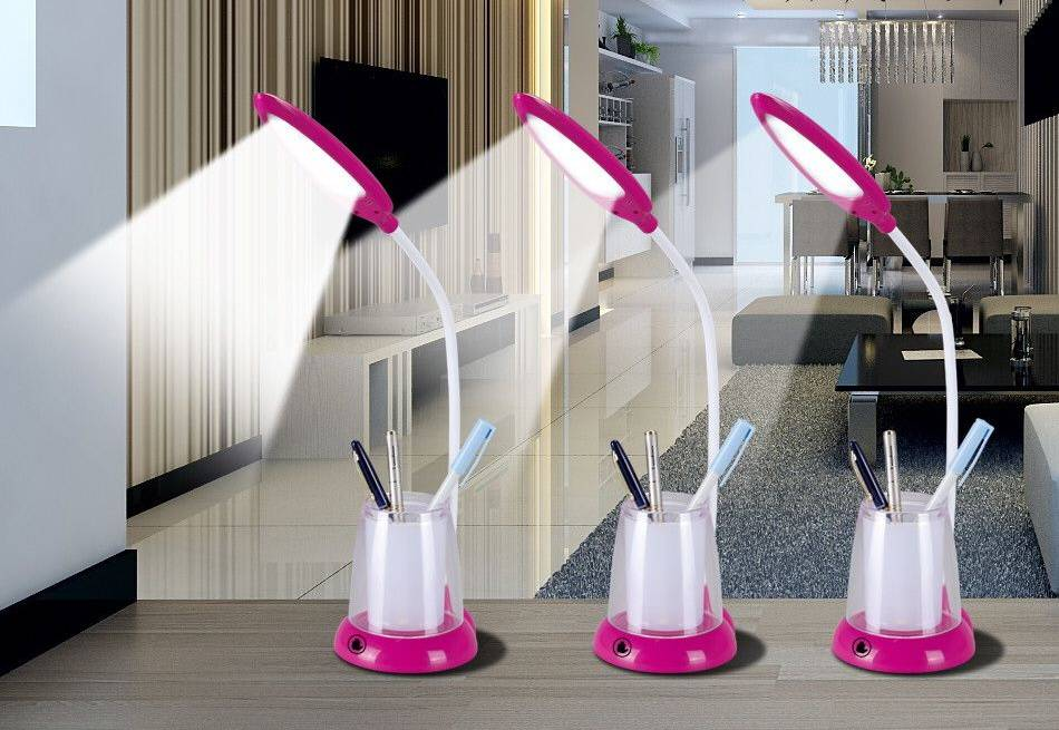 Touch Sensor Table Lamp