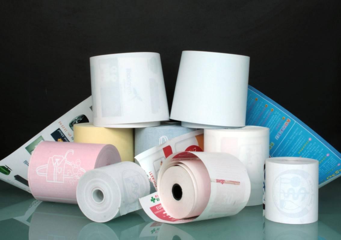 Thermal Cash Register/Heat Sensitive Paper Roll Printing