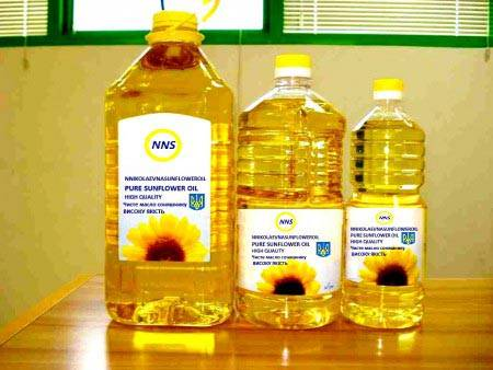 Buy Refined Cooking Sunflower Oil From Ukraine
