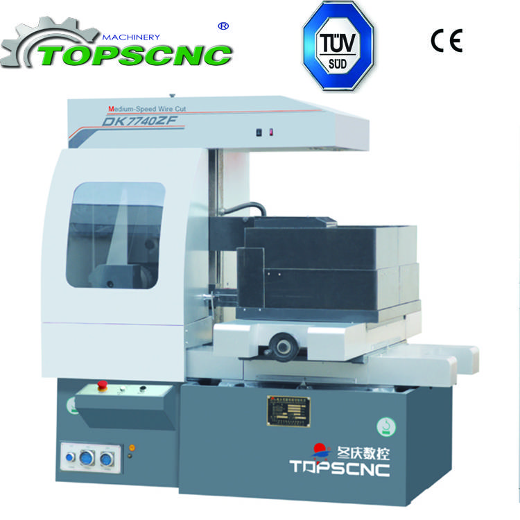 ZF Seires CNC Wire Cut Machine