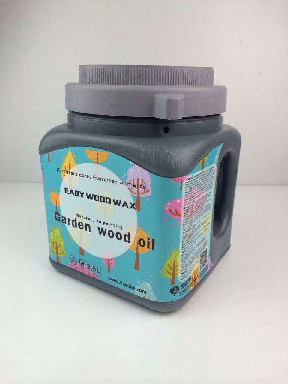 EABY weathering wood wax oil protecting wood products