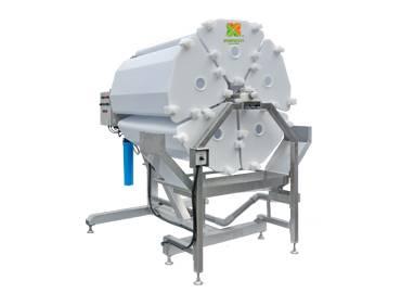 Spinning Alfalfa Sprouts Germination Machine