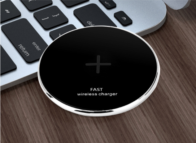 Best selling products 2018 wireless fast charging mobile phone wireless charger for IPhone Android p