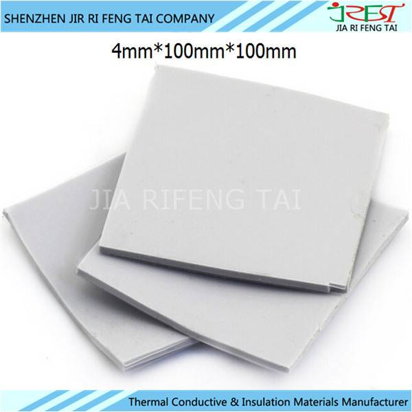 JFR-PM150 Cooling Thermal Conductive Insulative Silicone Gap Pad
