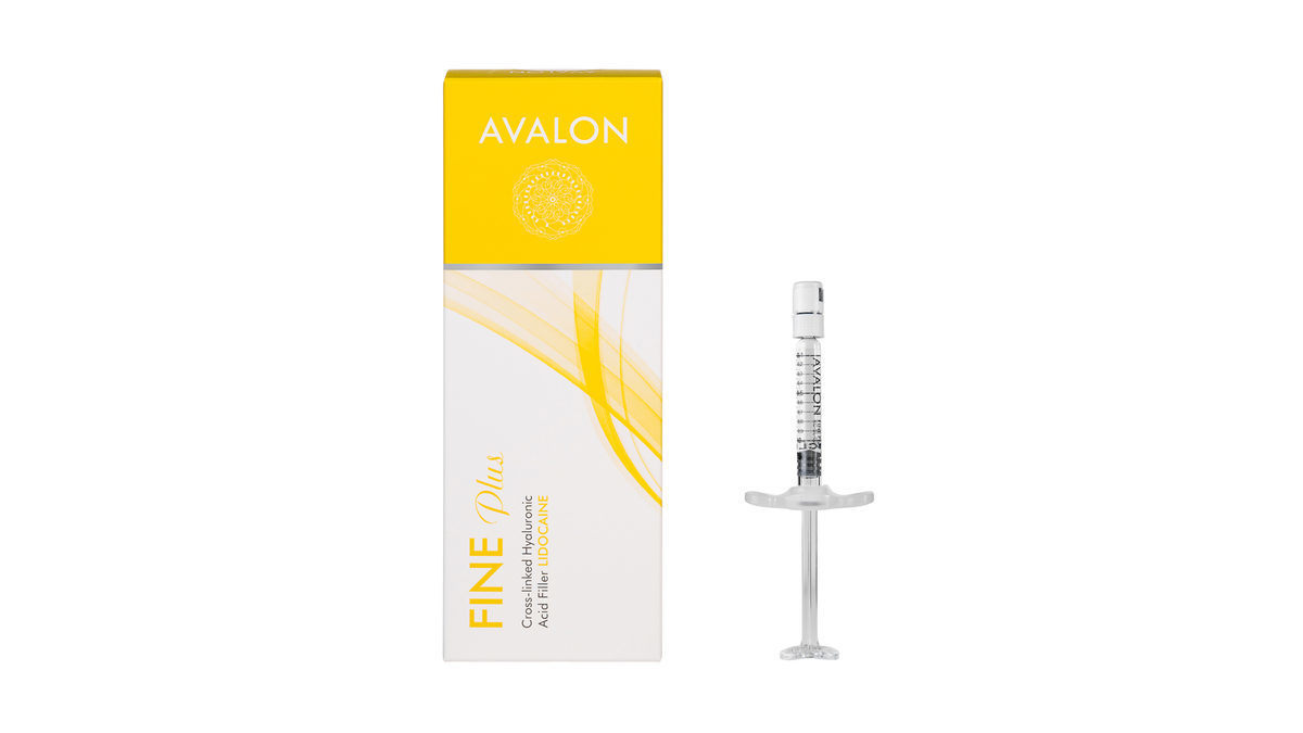 High Quality Avalon Fine Plus Dermal Filler Hyaluronic Acid